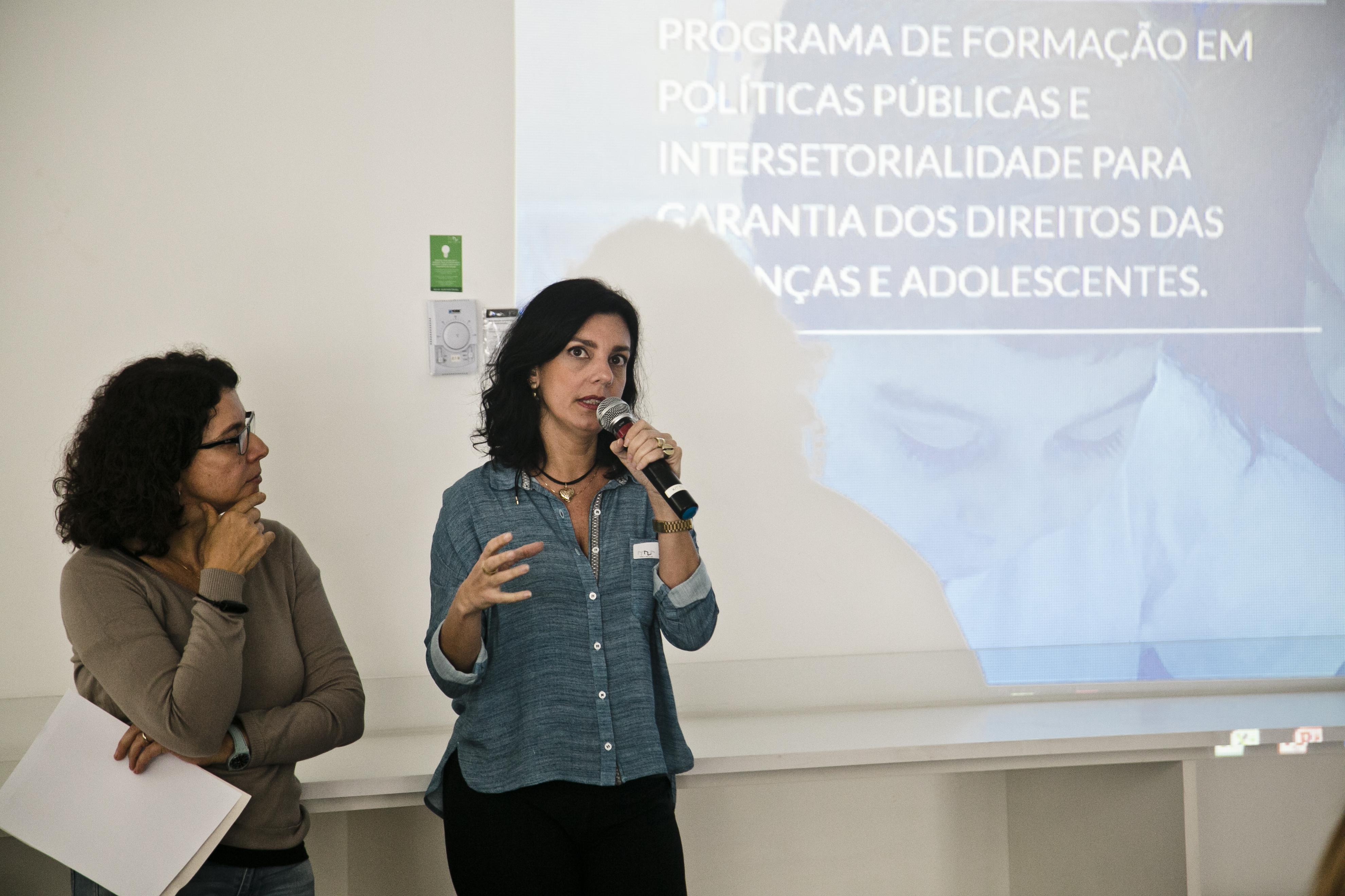Projeto Aluno Presente - Formação em Políticas Públicas e Intersetorialidade em 30 de junho de 2016.